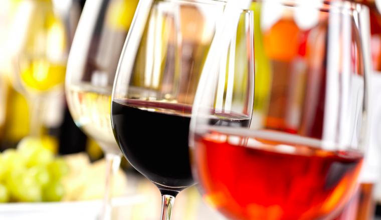 wijn stock
