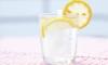 citroen water - stock