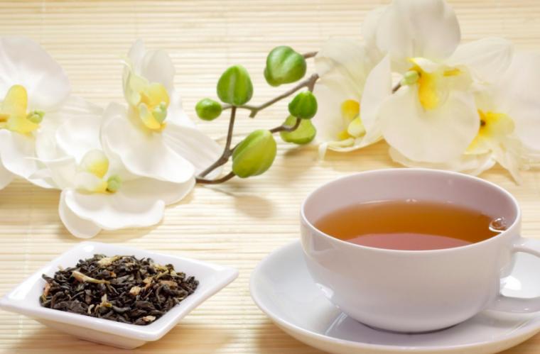 jasmijn thee - stock