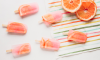 Grapefruit ijsjes