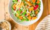 Rucola salade met sinaasappel