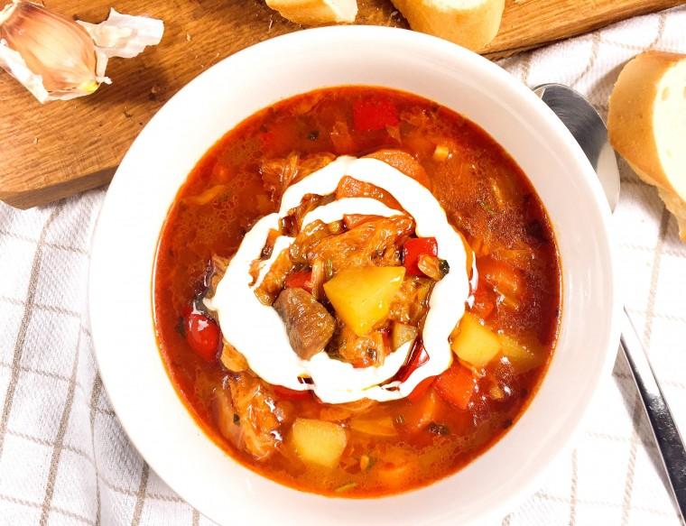 goulash soep 2
