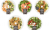 Welke stoommaaltijden van Albert Heijn bevatten de meeste en de minste calorieën?