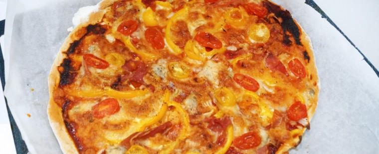 pizza_gorgonzola_ui_ham_tomaat_paprika2