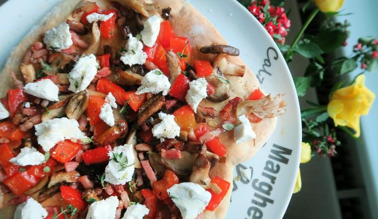 pizza-geitenkaas_paprika_paddenstoel