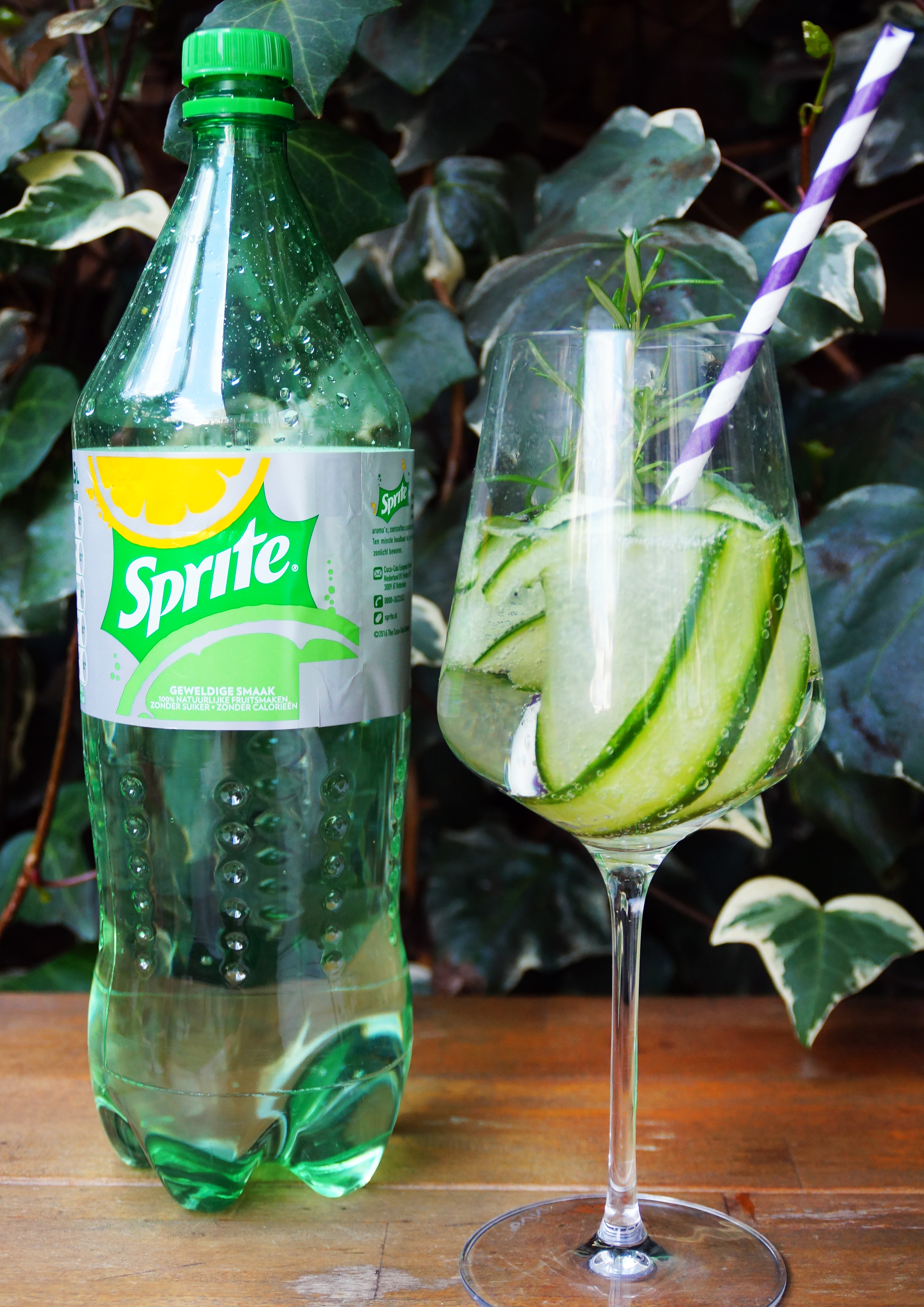 zelf cocktails maken zonder alcohol