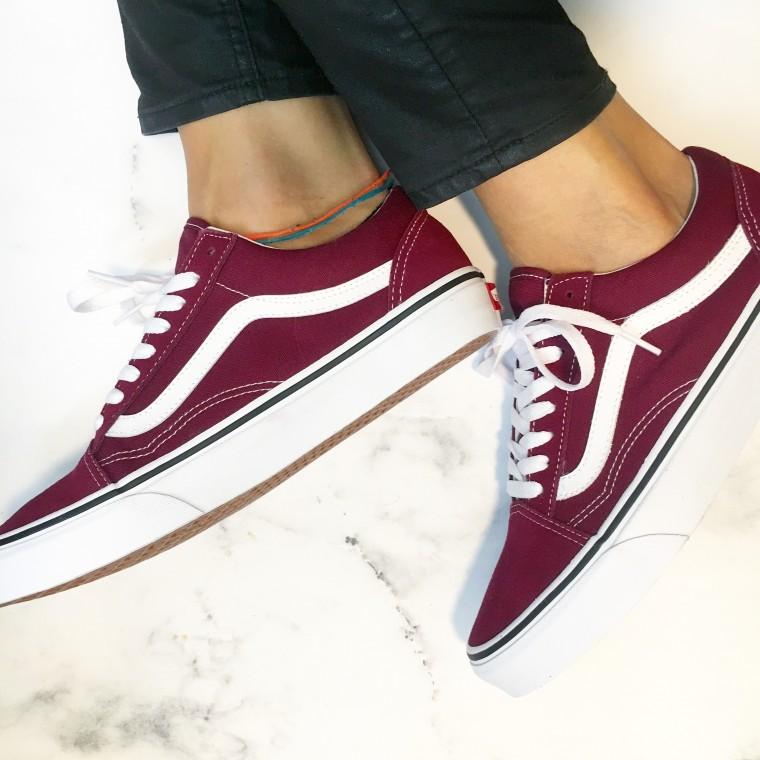 vans schoenen schiphol