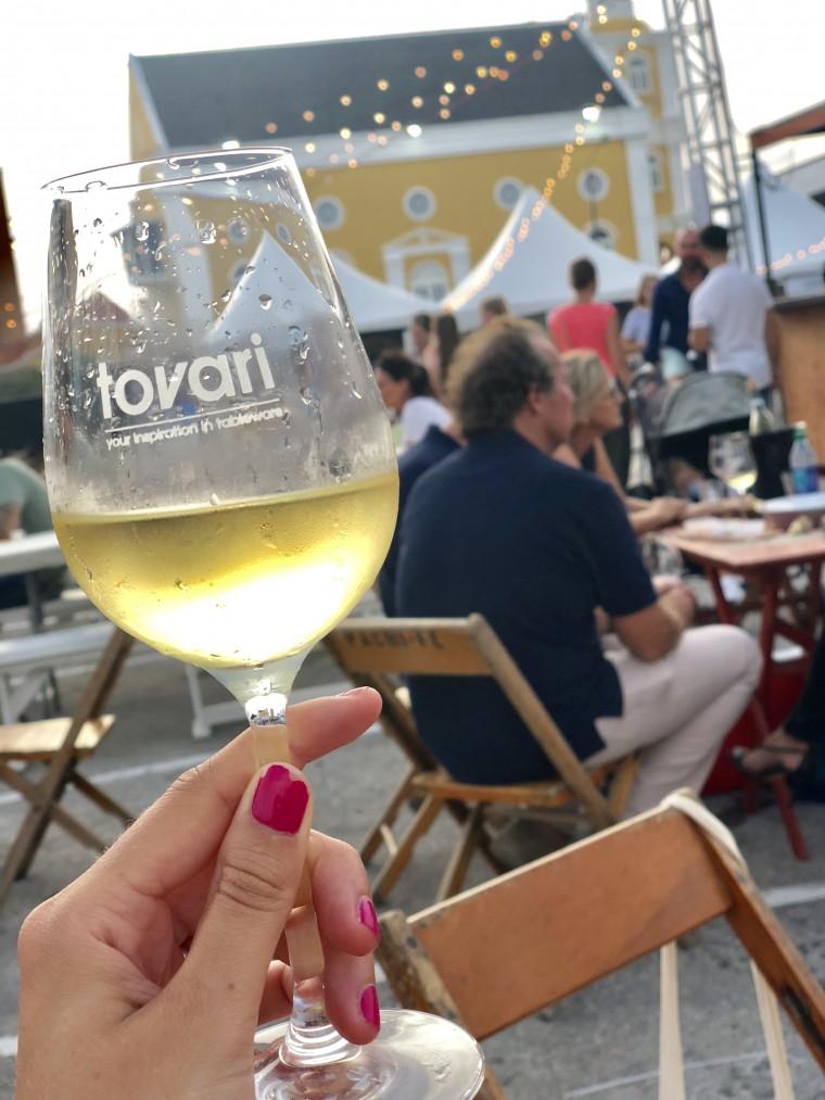 Vet heerlijk wijntje <3