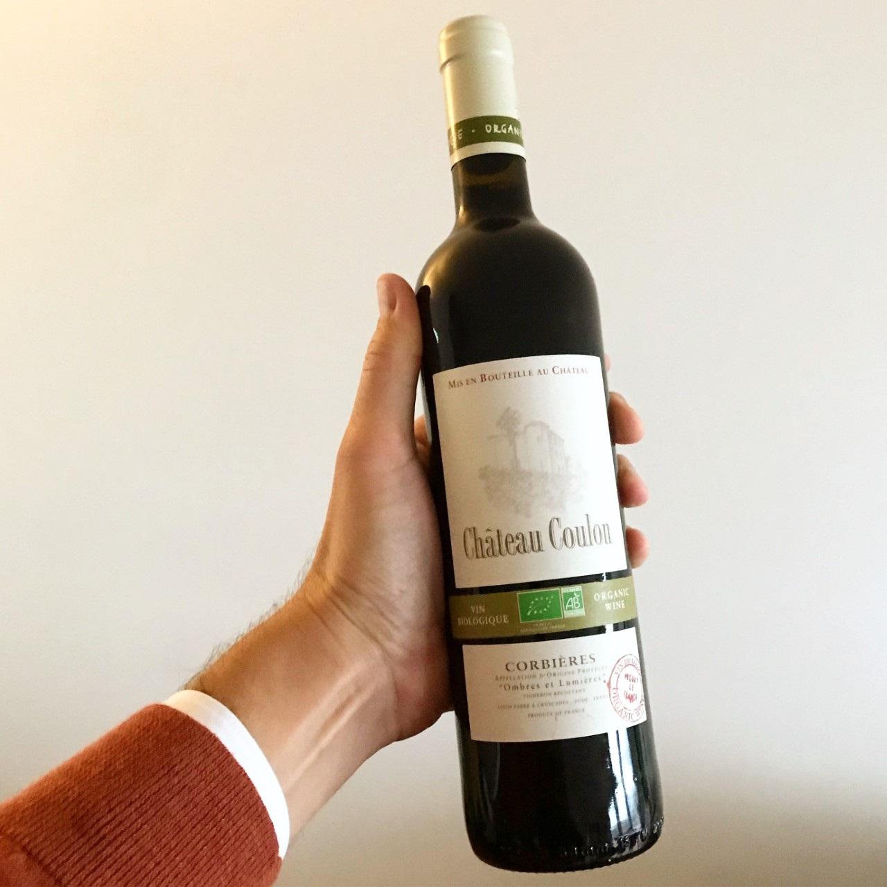 Wijn 1 - Chateau Coulon