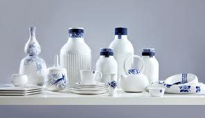 Blue D1653 Royal Delft