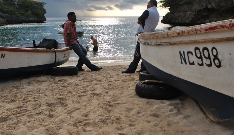 Curacao - Playa Lagun