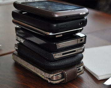 The Phone Stack