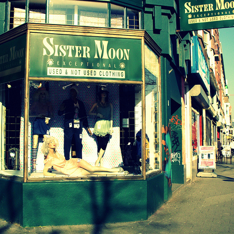 Fijn Plekje Sister Moon Rdam Moderne Hippies