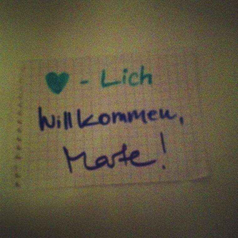 #3: Slapen bij vrienden / couchsurfen!  Met open armen werd ik ontvangen door mijn Duitse vriendinnetje Amelie, die in Keulen woont. Als je er niemand kent, kun je altijd nog gaan couchsurfen. Bespaart geld en is extra gezellig!