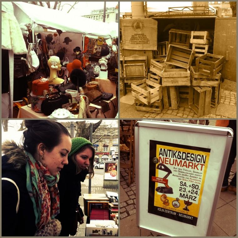 #11: Antik & Design Neumarkt.  Op de Neumarkt vind je in het weekend een te gekke markt, maar let op de prijzen: ze zijn uit op toeristen met geld, dus extra goed bedenken of het het waard is.