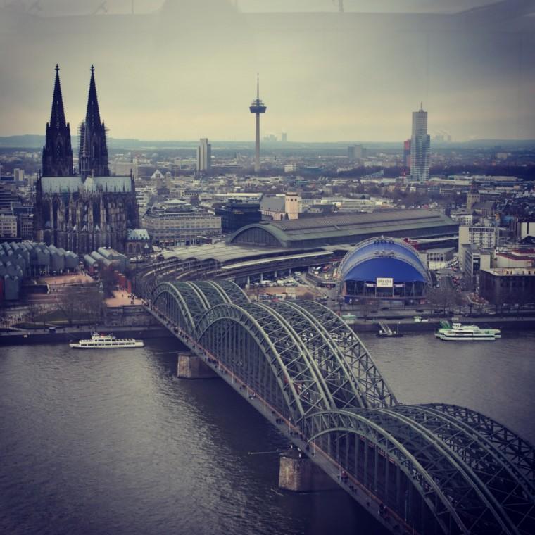 ... En geniet van het uitzicht van deze toch wel erg mooie stad!