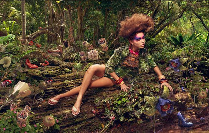 Eco vriendelijk en design schoenen merk Zalando - Melissa