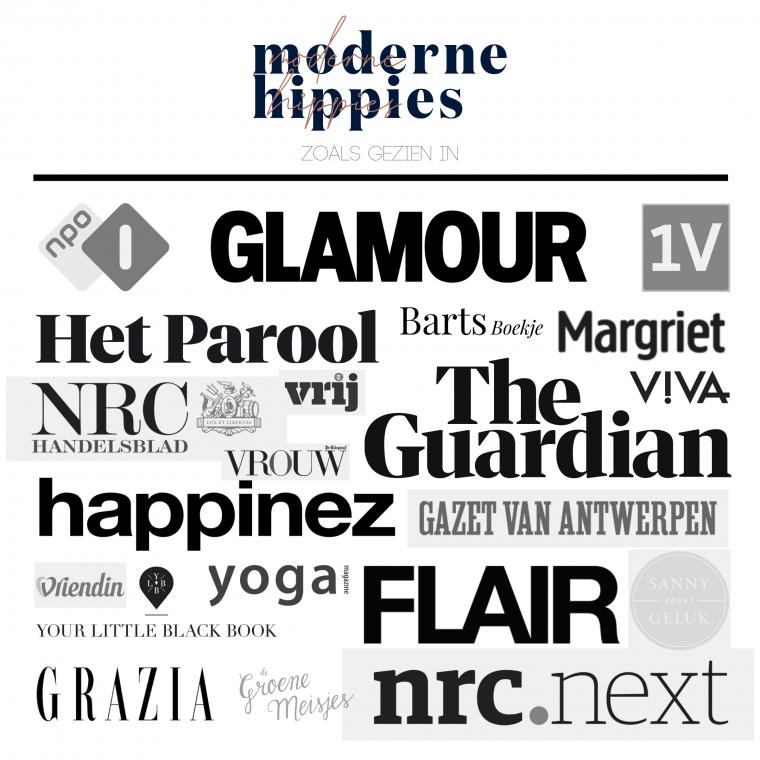 Moderne Hippies - In de pers final
