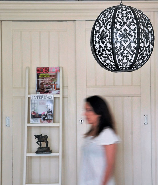 Oosterse hanglamp Casa Bali