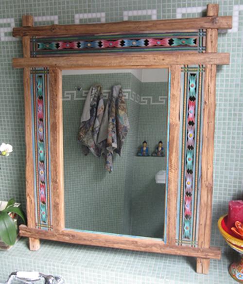sloophoutspiegel Casa Bali
