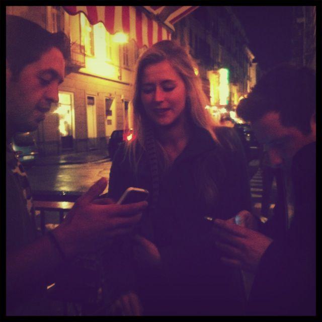 Moderne Hippies in Turijn 15