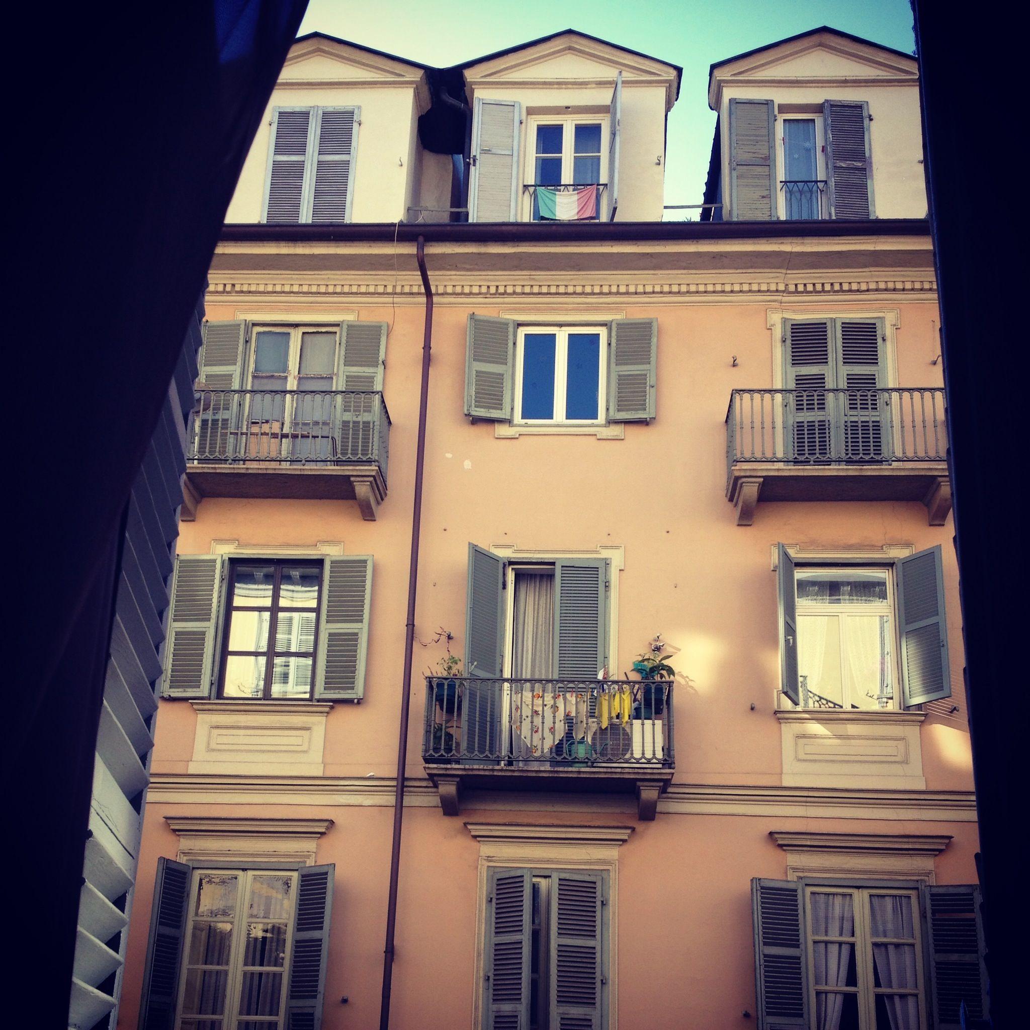 Moderne Hippies in Turijn 24