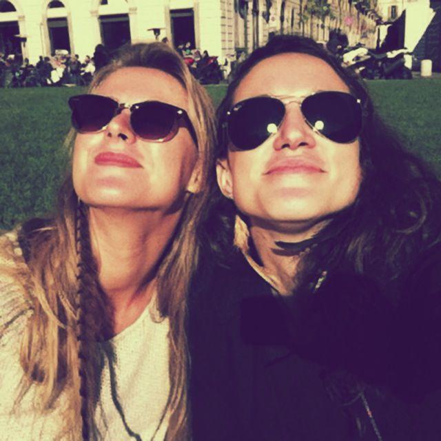 Moderne Hippies in Turijn 26