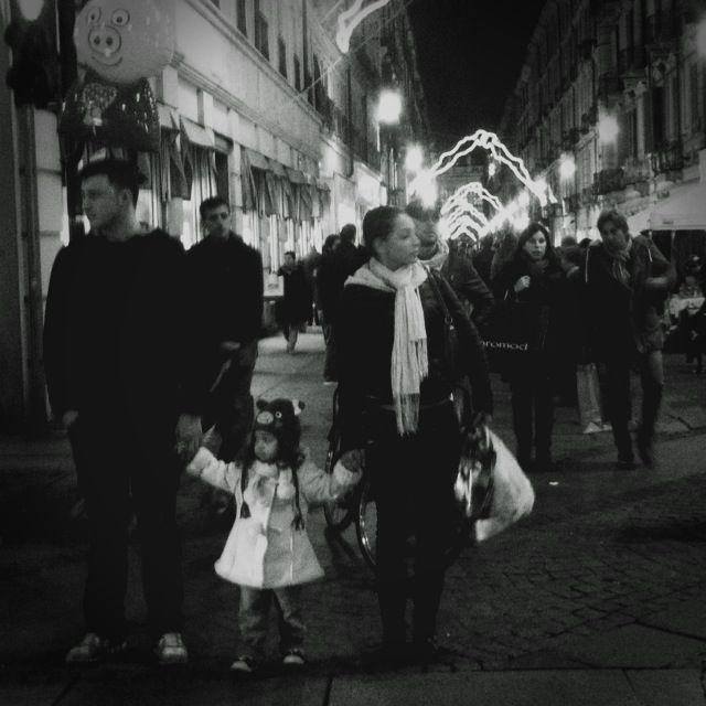 Moderne Hippies in Turijn 31