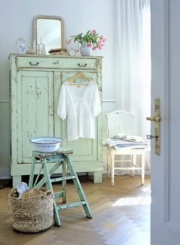 Brocante Inrichting Woonkamer. Shabby Chic Brocante Interieur With ...