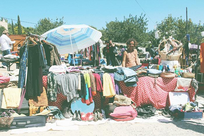Cala Llenya Market6