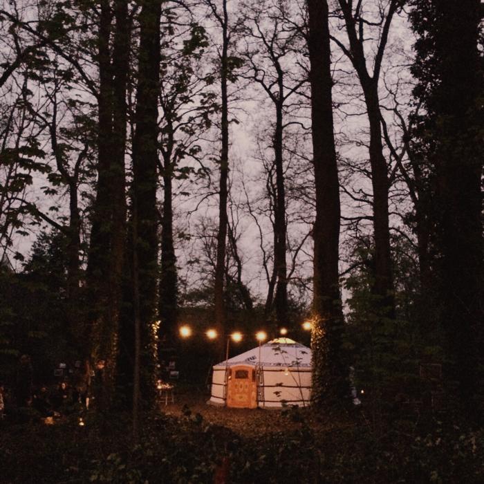 Super Epic Yurt Party Hippies14
