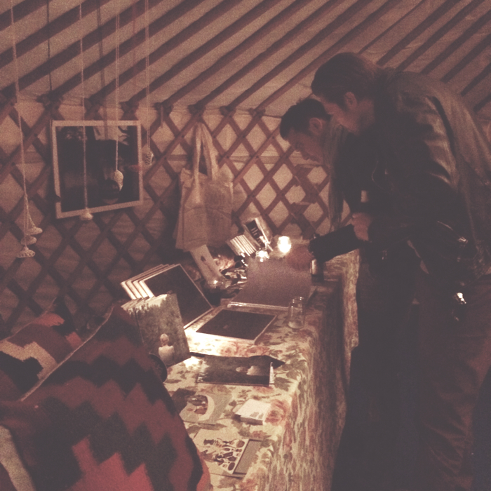 Super Epic Yurt Party Hippies15