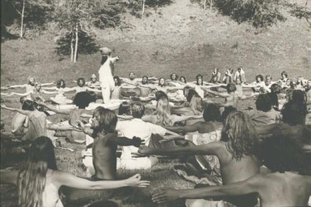 Teacher Yogi Bhajan