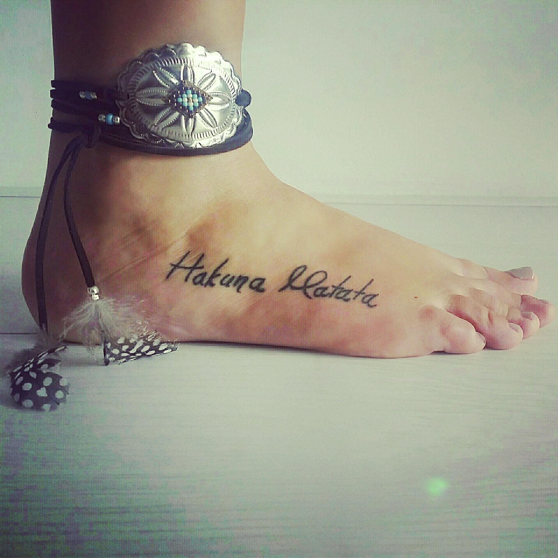 Permanente Sieraden Mijn Tattoos Moderne Hippies
