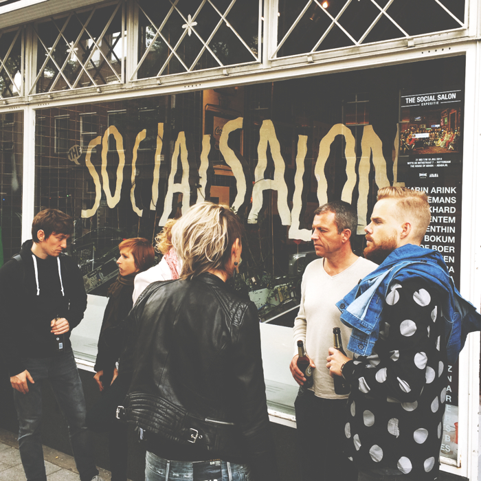 The Social Salon opening5