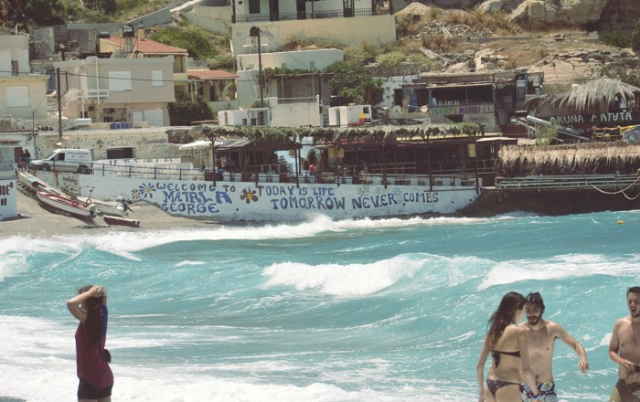 Griekenland Matala Beach Festival Contributor07