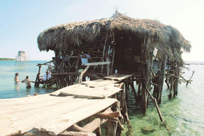 Jamaica Floyds Pelican Bar