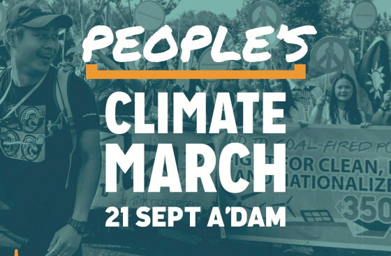 Peoples climate march adam
