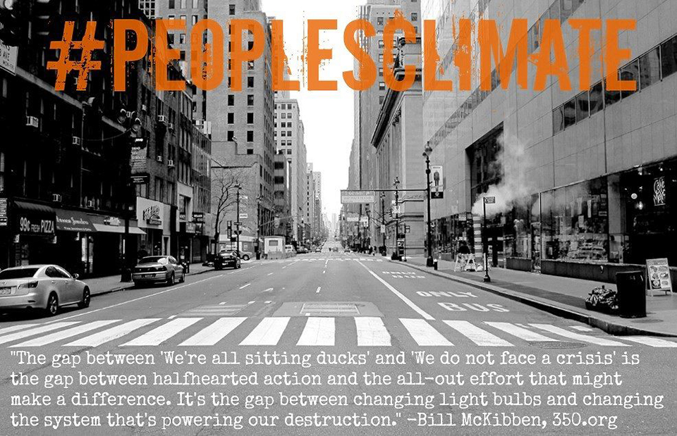 peoples-climate hashtag