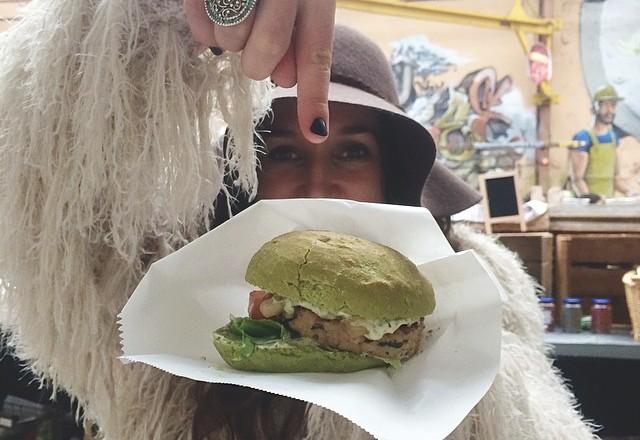 Marte The Dutch Weed Burger