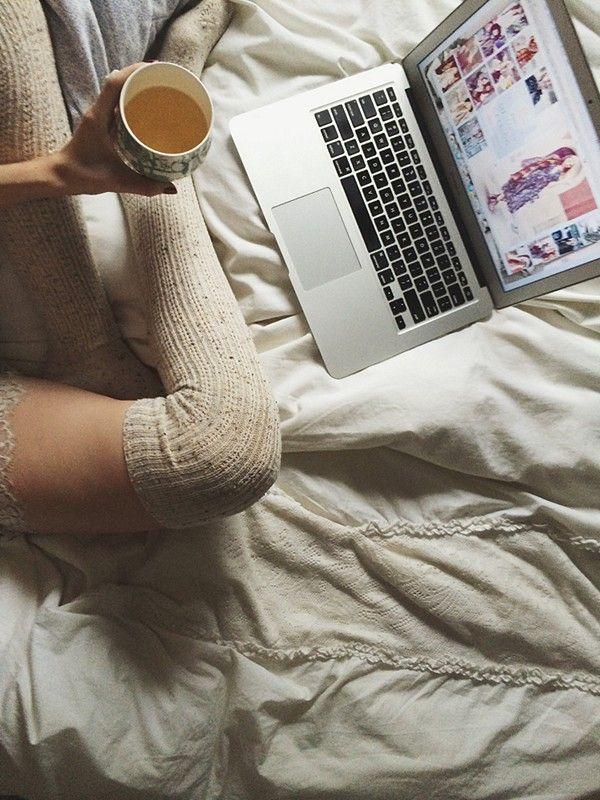 Thee sokken laptop