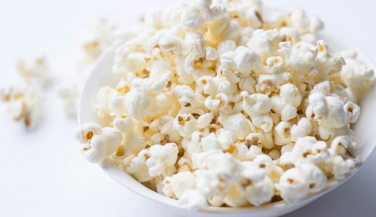 Zelf popcorn maken 2