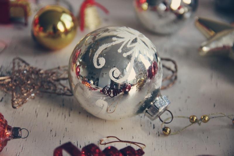 Vintage kerstballen 5