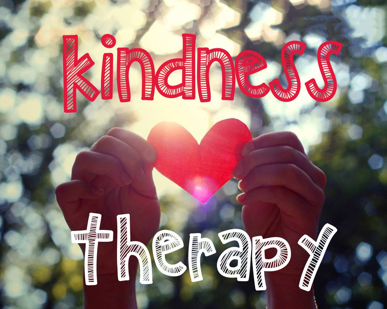 Kindness Therapy