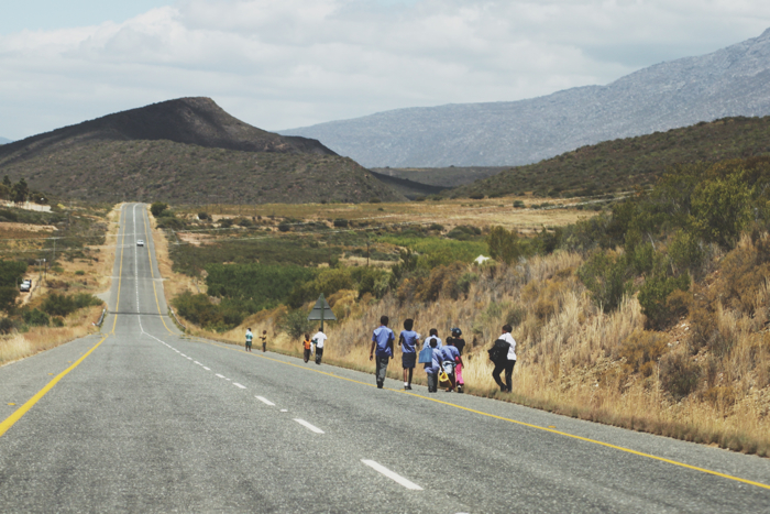 Route 62 and Garden Route