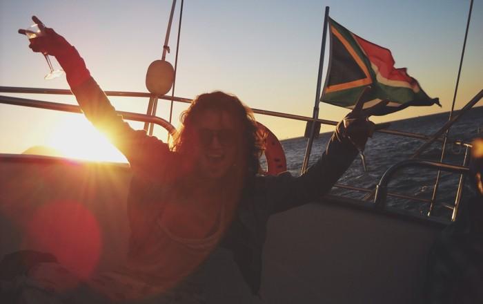 Zuid-Afrika Marte