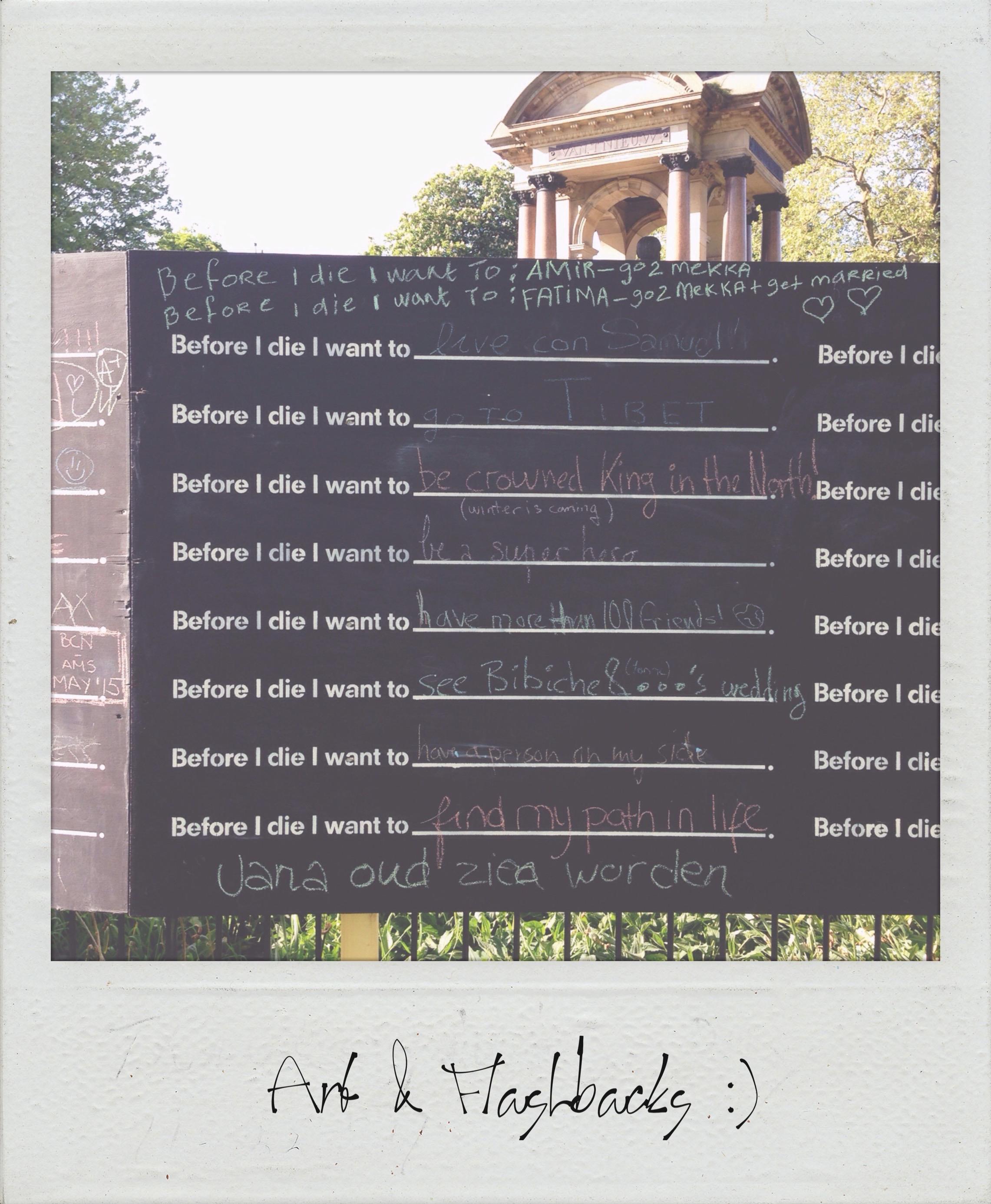 Polaroid Wall 9-31