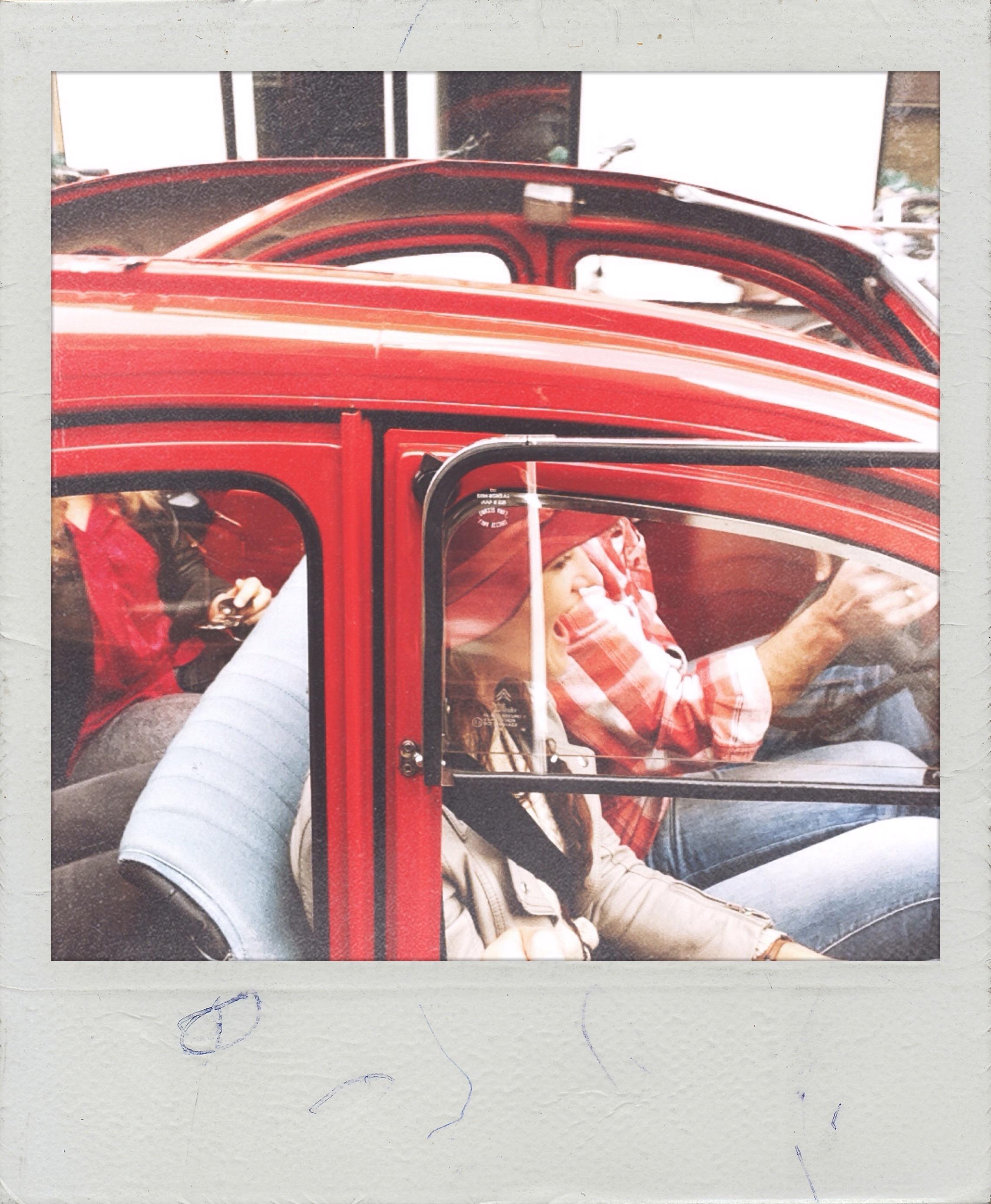 Polaroid Wall 9-7