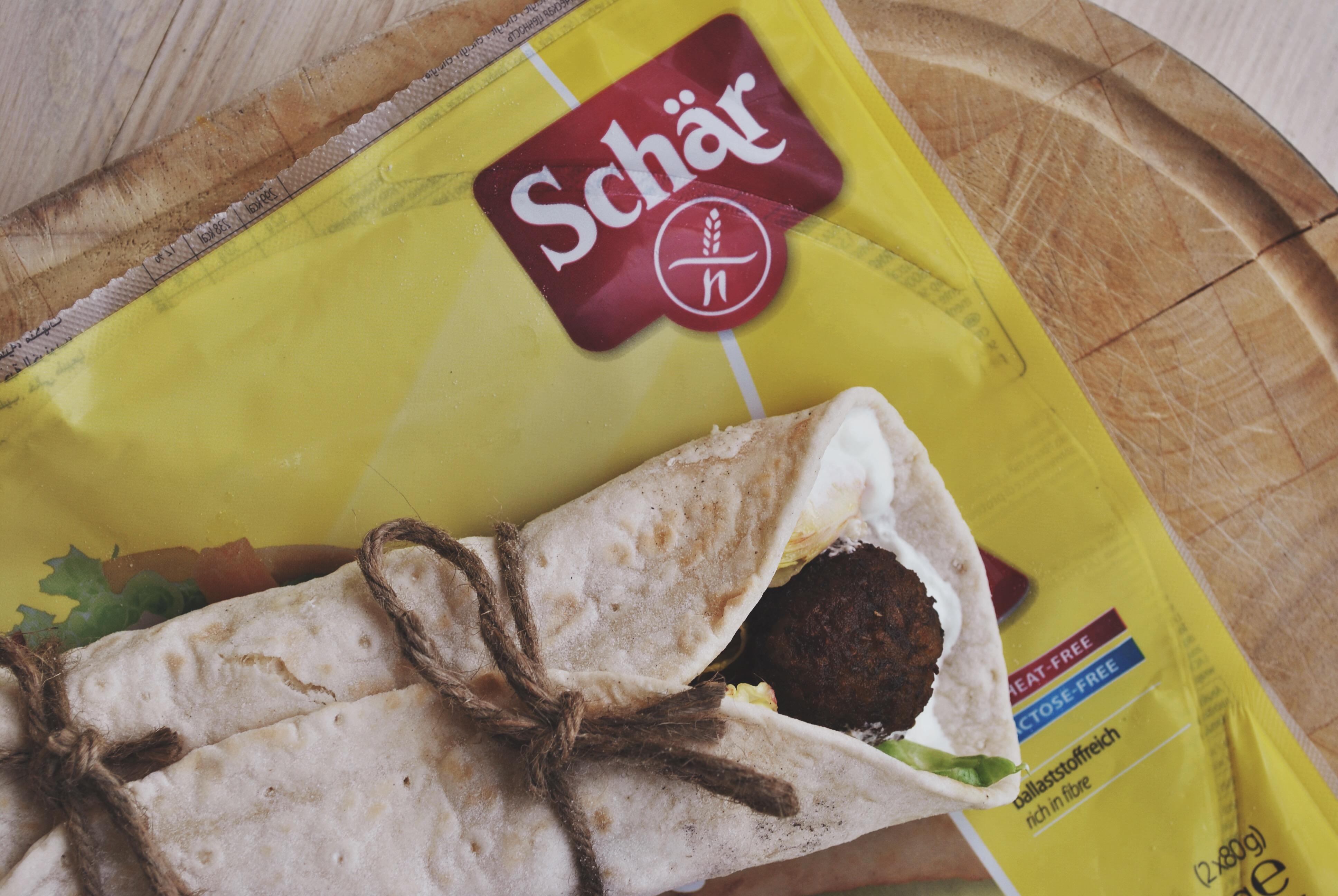 Glutenvrije wraps falafel Schar-2