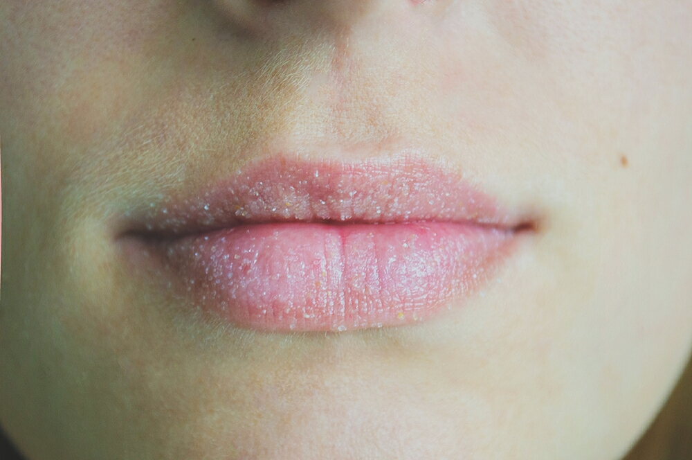Lush Lip Scrub 4